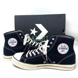 Converse Lucky Star Black Canvas Men's Sneakers